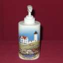 USA Coastal Lighthouse Lotion Bottle