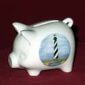 USA Coastal Lighthouse Piggy Bank