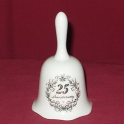 25th Anniversary Bell