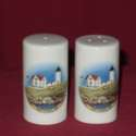 USA Coastal Lighthouse Salt & Pepper Shakers