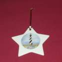 USA Coastal Lighthouse Ornament