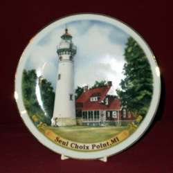 USA Coastal Lighthouse Collector Plate