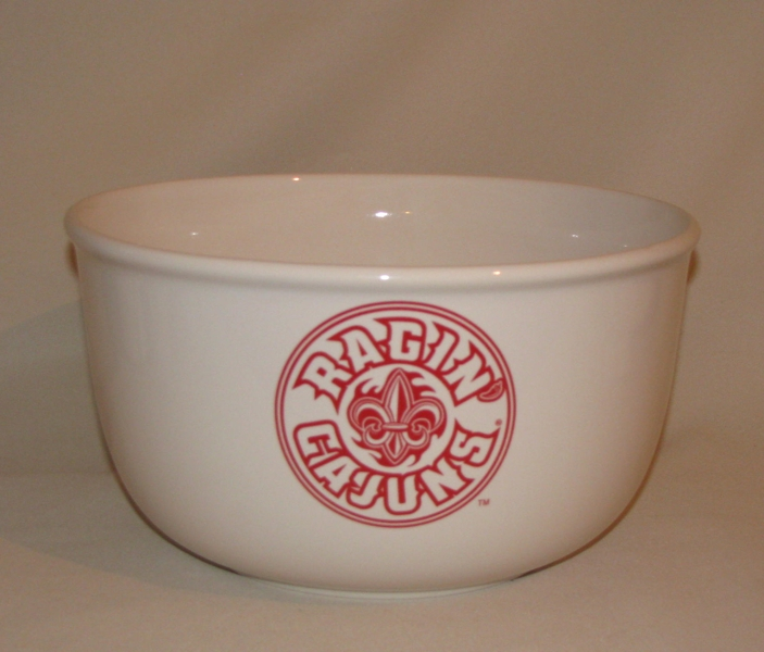 Louisiana Ragin' Cajuns Popcorn Bowl