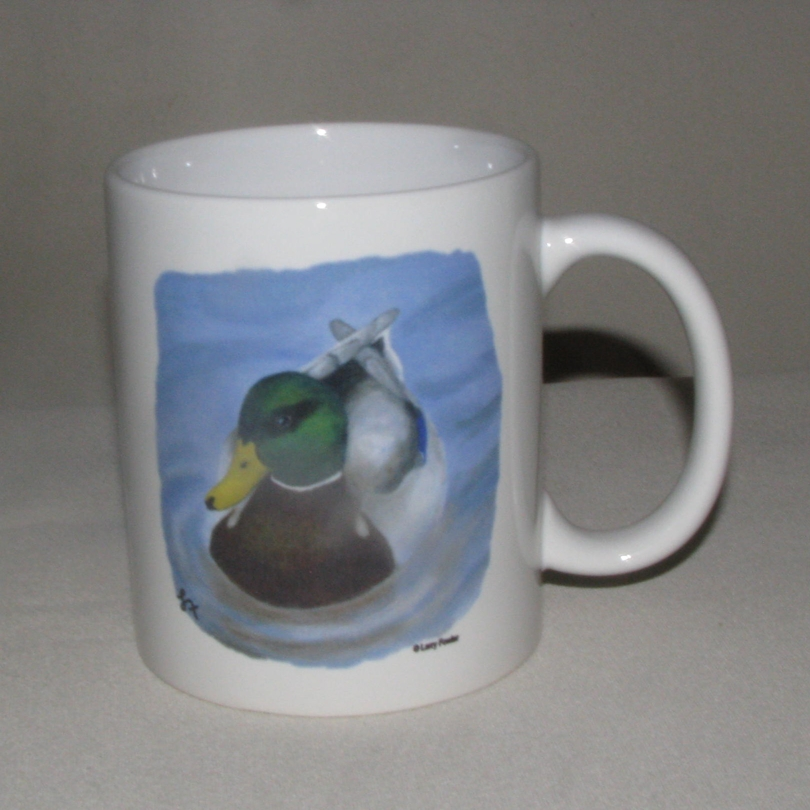 Duck Coffee Mug, 11oz.