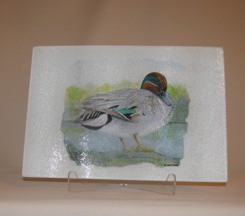 Duck Cutting Board