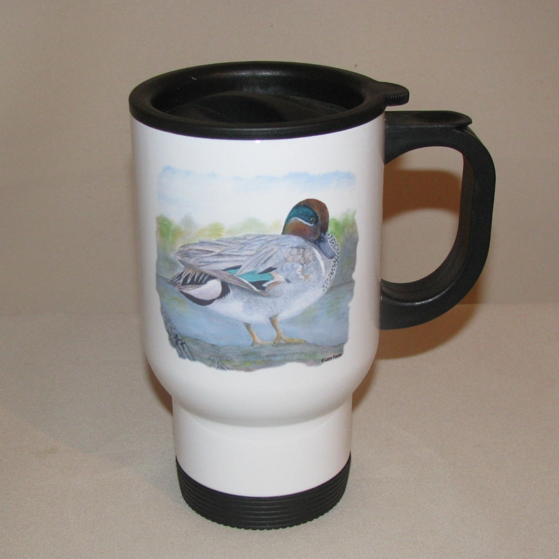 Duck Travel Mug