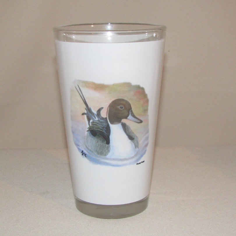 Duck Pint Glass, 16oz.