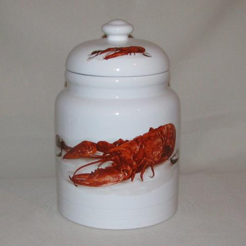 Crawfish / Lobster Cookie Jar, 9