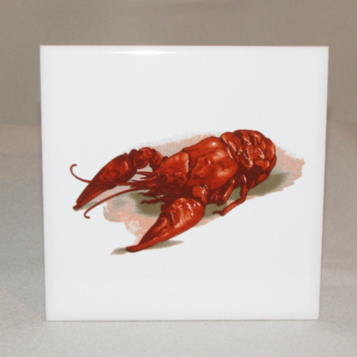 Crawfish / Lobster Trivet, 4 1/4
