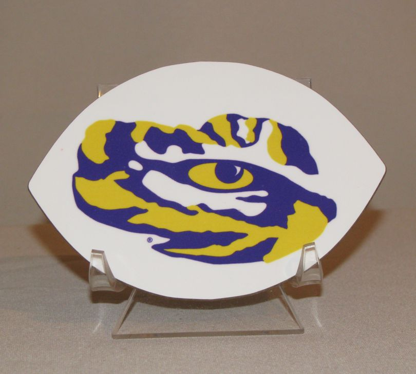 LSU Tigers Football Coaster