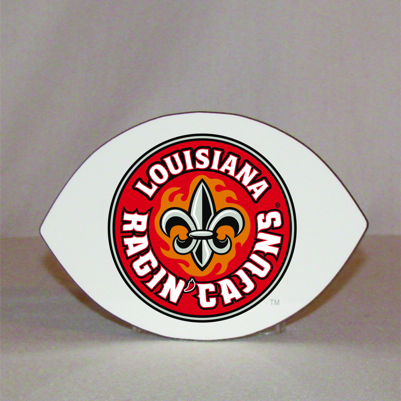 Louisiana Ragin' Cajuns Football Coaster