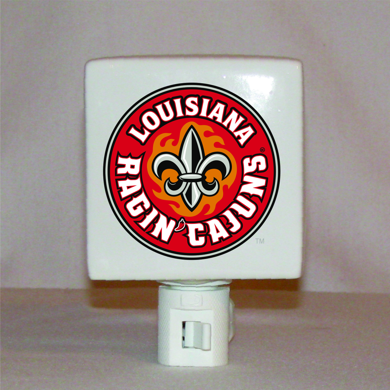 Louisiana Ragin' Cajuns Night Light