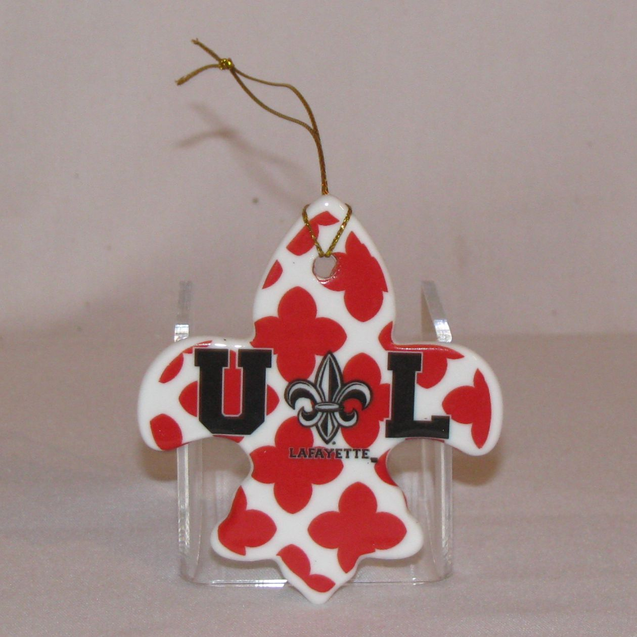 Louisiana Ragin' Cajuns Ornaments