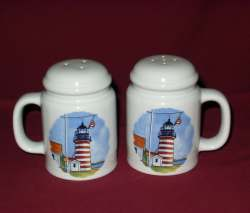 Beacons of Light Salt & Pepper Shakers