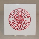 Louisiana Ragin' Cajuns Square Trivet, 6