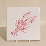 Crawfish  Trivet, 6