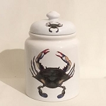 Blue Point Crab Cookie Jar