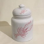 Crawfish Cookie Jar, 9