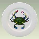 Blue Point Crab Salad Plate, 7 1/2