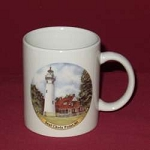 USA Coastal Lighthouse C-Handle Mug