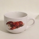 Crawfish / Lobster Gumbo Mug, 16oz.