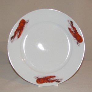 Crawfish / Lobster Plate, 7""