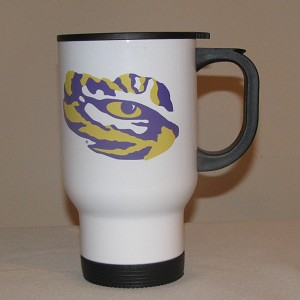 LSU Travel Mug, 14oz.