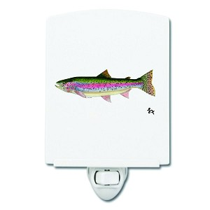 Rainbow Trout Night Light