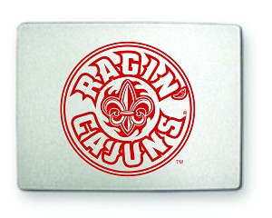 Louisiana Ragin' Cajuns Cutting Board
